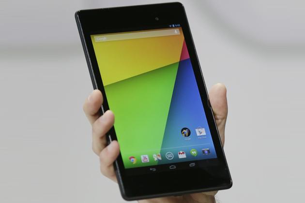 Spesifikasi New Google Nexus 7