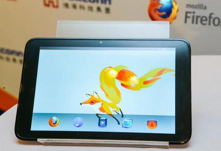Tablet OS Firefox Juga Akan di Rilis