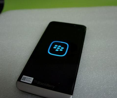Foto terbaru BlackBerry A10