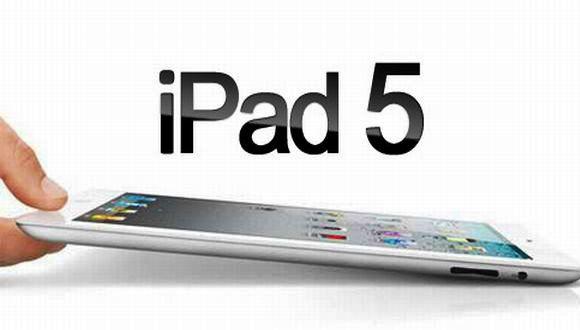 Benarkah iPad 5 Akan Dirilis September 2013 Mendatang?