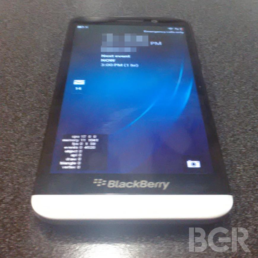 BlackBerry A10 Aristo