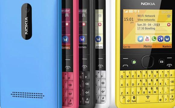 Harga Nokia Asha 210 Dibanderol Rp 700 Ribuan