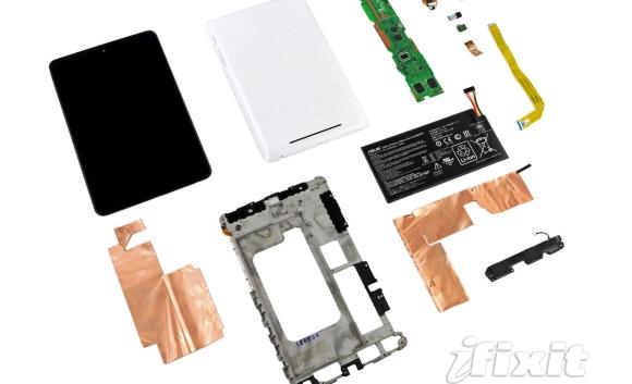 iFixit Bongkar Jeroan Tablet New Google Nexus 7
