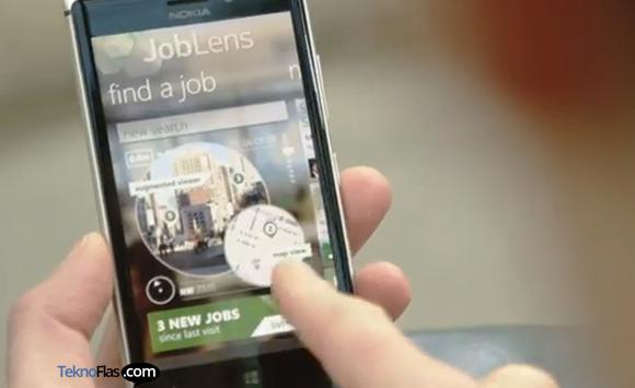 JobLens, Aplikasi Pencari Info Lowongan Kerja Terbaru di Nokia Lumia
