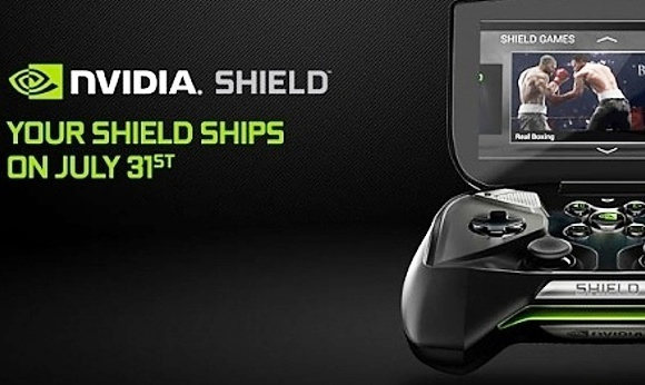 NVIDIA Shield akan Diluncurkan 31 Juli 2013 dengan Harga USD 299