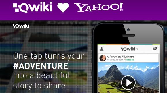 Yahoo! Keluarkan USD 50 Juta untuk Membeli Aplikasi Qwiki