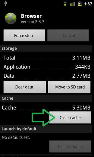 Cara Bersihkan Cache Android