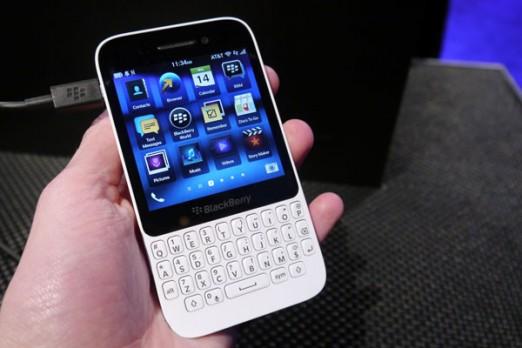 BlackBerry Q5 Resmi Hadir di Indonesia 23 Agustus, Harga 3.9 Juta Rupiah