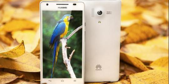 Huawei Honor 3 Smartphone Anti Air dengan Jelly Bean