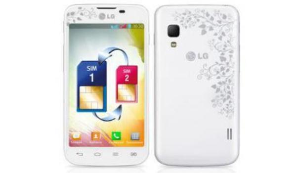 LG Optimus L5 II Varian Baru Dengan Desain Bunga