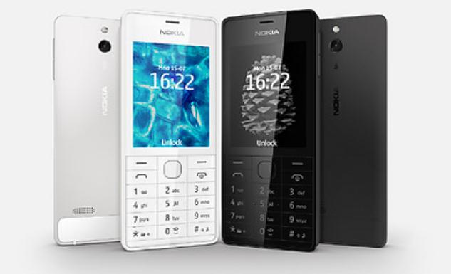 Nokia 515, Ponsel Feature Dengan Body Alumunium