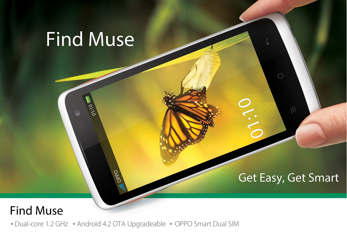 OPPO Find Muse