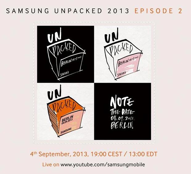 Pengumuman Samsung Galaxy Note III