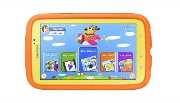 Samsung Resmi Merilis Galaxy Tab 3 Kids