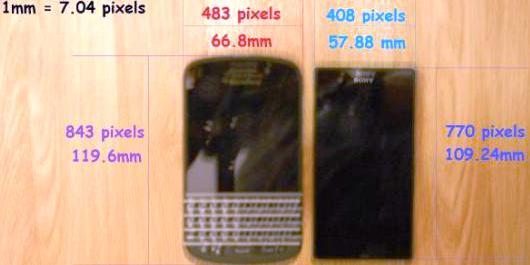 Spesifikasi Sony Xperia Z1 Itsuki