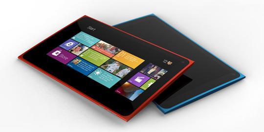 Tablet Nokia Bernama Sirius