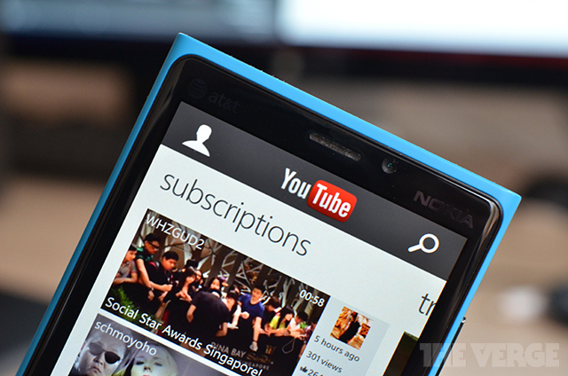 Youtube untuk Windows Phone Kembali Diblokir