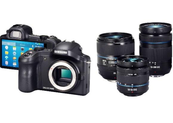 Harga Kamera Samsung Galaxy NX DSLR Mulai Rp 17,8 Jutaan, Meluncur Oktober Mendatang