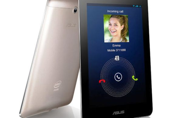 Harga Tablet Asus FonePad HD 7 Dibanderol Rp 3,3 Jutaan