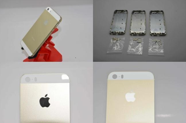 iPhone 5S Warna Emas Dengan Sebutan Champagne Terkuak
