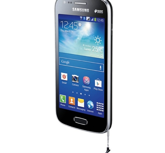 Inilah Spesifikasi Smartphone Samsung Galaxy SII TV