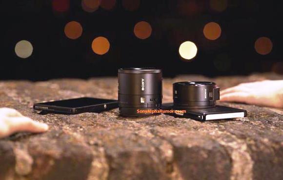 Lensa Interchangeable Milik Sony Diberi Nama EspressOn
