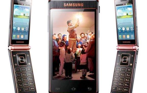 Mengintip Spesifikasi Samsung Galaxy Folder (Samsung Hennessy)