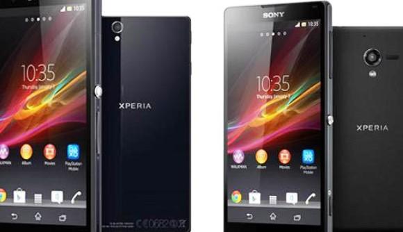 Smartphone Sony Xperia Terjual 9,6 Juta di Kuartal Kedua 2013