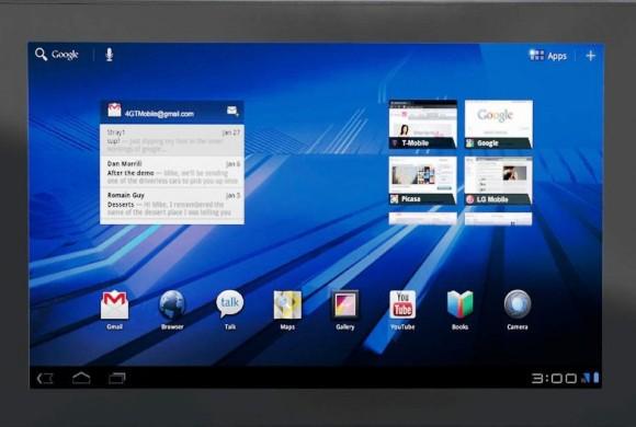 Tablet LG G Pad akan Dirilis September Mendatang di IFA 2013?
