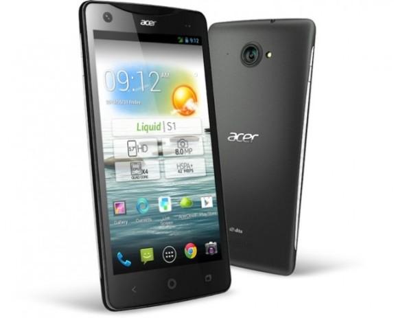 Acer Liquid S1 Meluncur di Indonesia