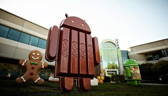 Android Versi Baru Diberi Nama KitKat