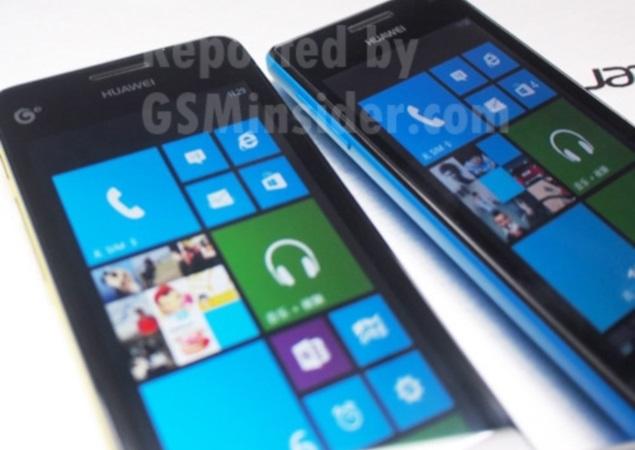 Ascend W3, Ponsel Windows Phone Huawei Terbaru
