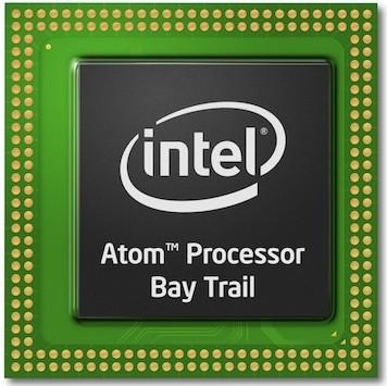 Atom Seri Z3000 Bay Trail, Processor Baru Intel