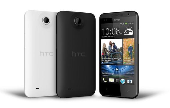 HTC Desire 300 Resmi Diperkenalkan Dengan Layar 4,3 Inci