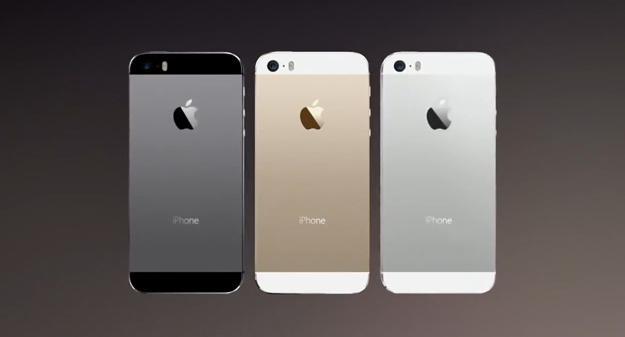 Iklan iPhone 5S