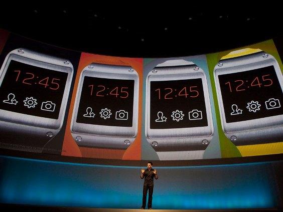Inilah 12 Aplikasi di SmartWatch Samsung Galaxy Gear