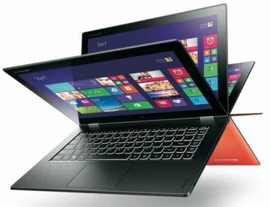 Inilah Spesifikasi Laptop Lenovo Yoga 2 Pro