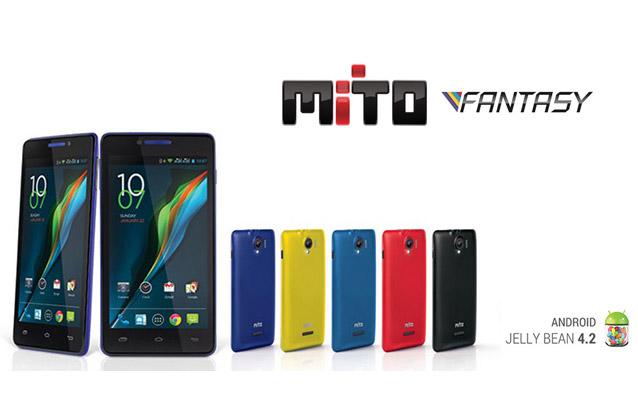 Mito Fantasy A50, Smartphone Android Jelly Bean Harga 1,1 Juta