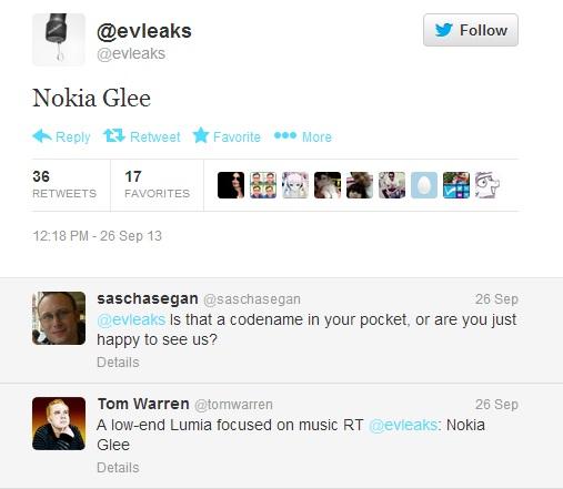 Nokia Lumia Glee, Ponsel Musik untuk Pasaran Low-end