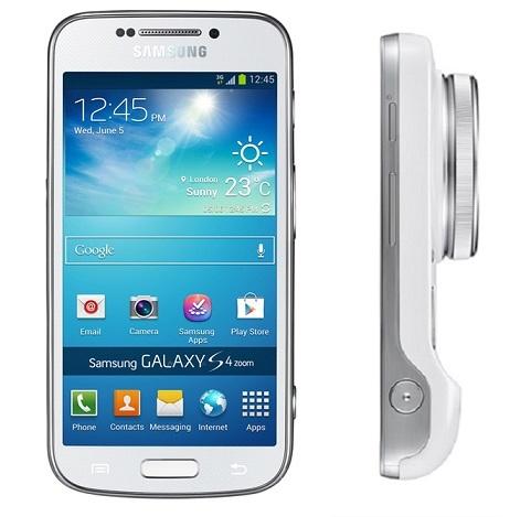 Samsung Galaxy S4 Zoom Tersedia di Indonesia Harga 5,5 Juta
