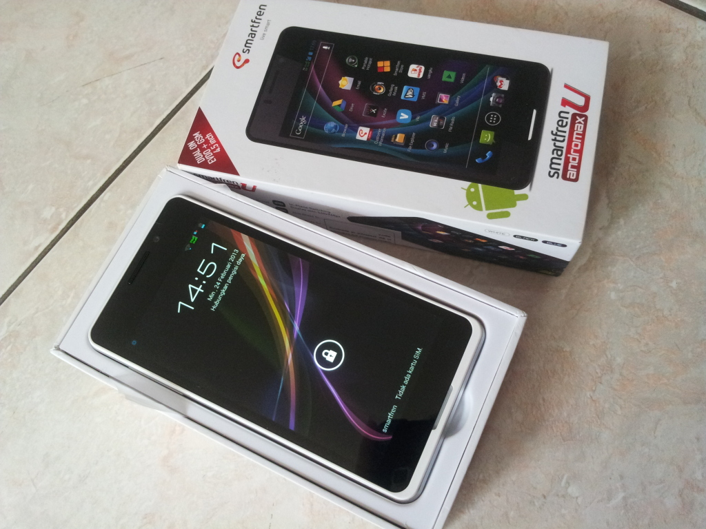 Harga Smartphone Andromax U Limited Edition