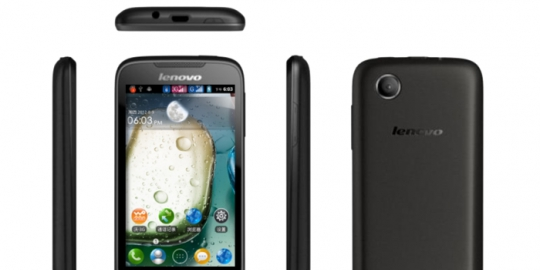 Smartphone Android Lenovo Harga Murah - Lenovo A269i