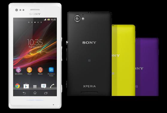Sony Xperia M dual SIM Hadir Akhir Bulan September
