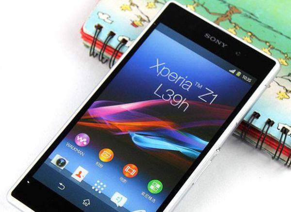 Sony Xperia Z1 Resmi Diperkenalkan Dengan Kamera 20,7 MP