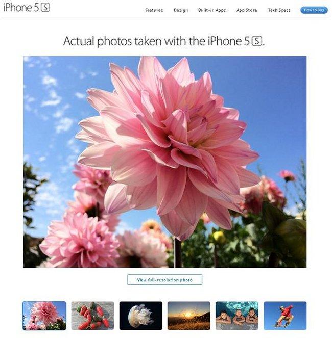 foto hasil jepretan kamera iPhone 5S