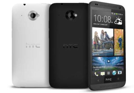 HTC Zara Resmi Diperkenalkan dengan Nama HTC Desire 601