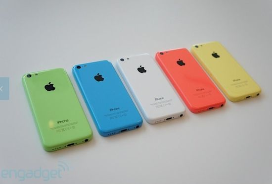 iPhone 5C Hands-on Photo, Lihat Yuk!
