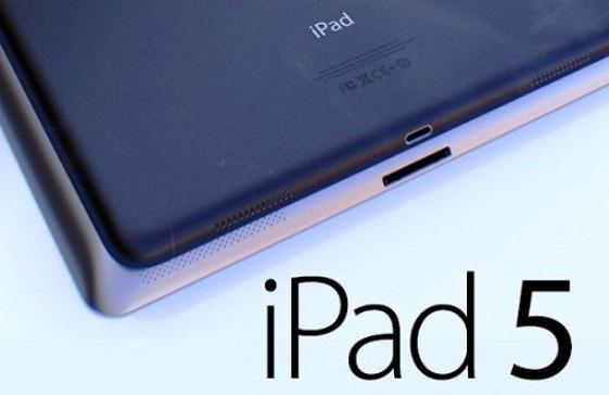 iPad 5 akan Mulai Hadir di Pasaran pada Q4 Tahun ini