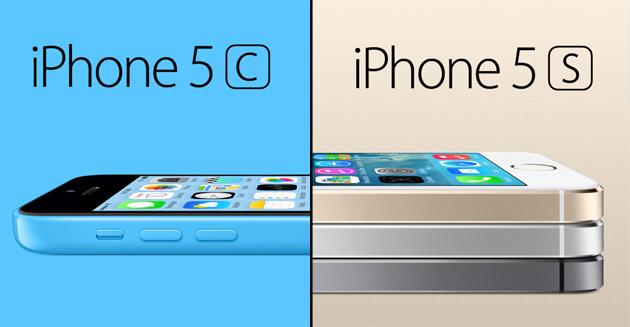 Perbandingan iPhone 5, iPhone 5S dan iPhone 5C