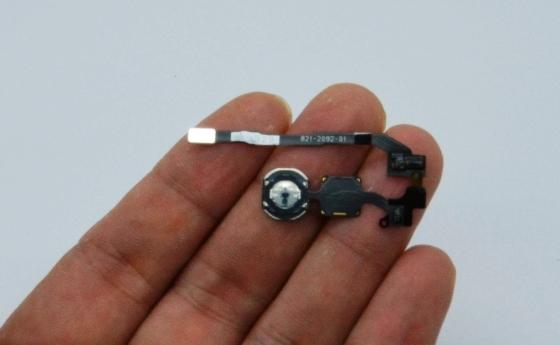 Mungkinkah iPhone 5S akan Mengusung Sensor Sidik Jari?
